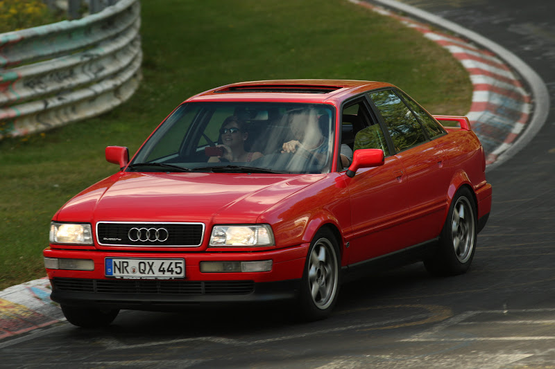 1992 audi 80 2.0e quattro related infomation,specifications - weili