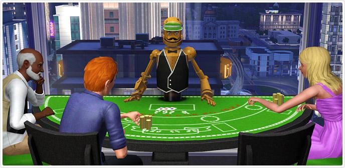 Dodemanshand Pokertafel Review
