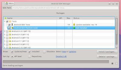 Screen Capture Android SDK tools in Linux (Ubuntu) – Jaehoo Weblog