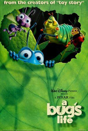Xem phim A Bug's Life - Thế Giới Côn Trùng | Chú Kiến Dũng Cảm Vietsub