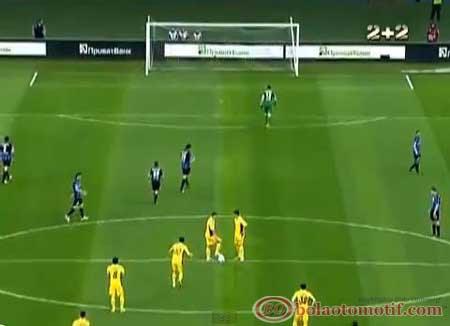 Gol Tercepat dari Kick-off