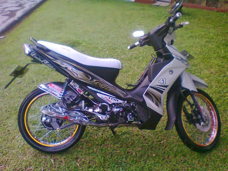 modifikasi vega r 2004