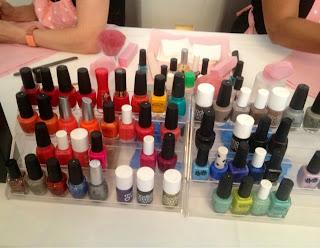 nail polish varnish china glaze OPI Essie Models Own