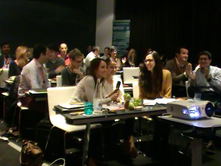 conferencia taller de creatividad empresarial