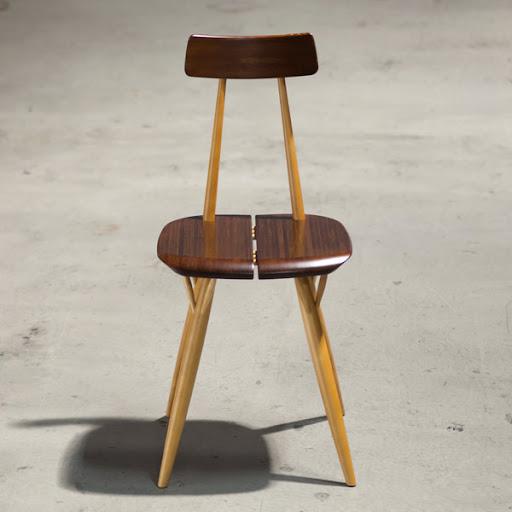 ピルッカチェア(Pirkka Chair):正面
