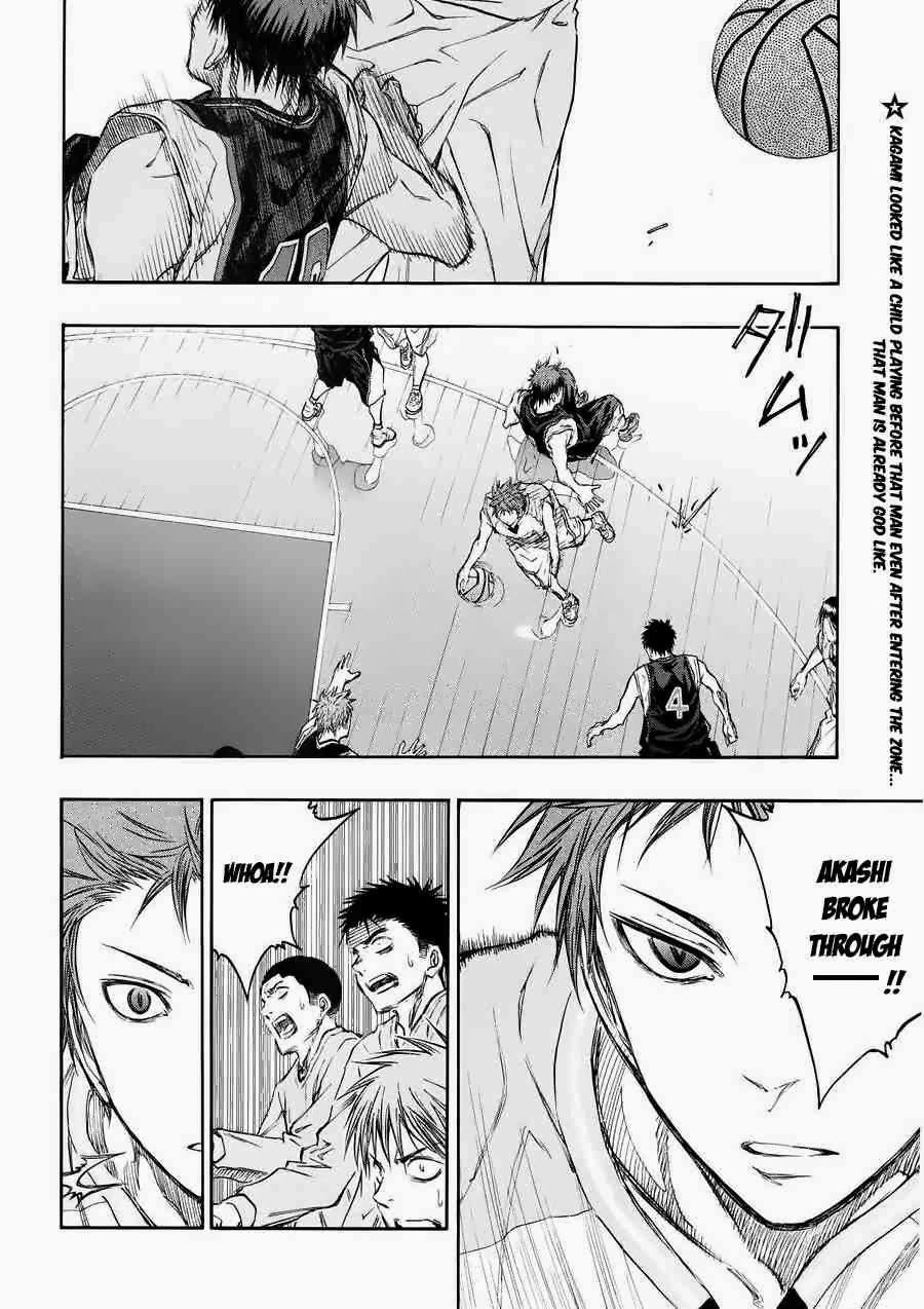 Kuroko no Basket Manga Chapter 235 - Image 03