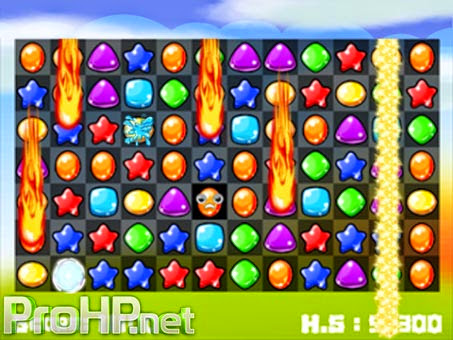 Jelly Crush v1.2 for BlackBerry