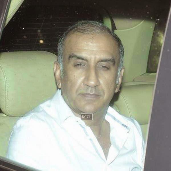 Director Milan Luthria at the screening of a movie, in Mumbai, on July 24, 2014. (Pic: Viral Bhayani)<br />