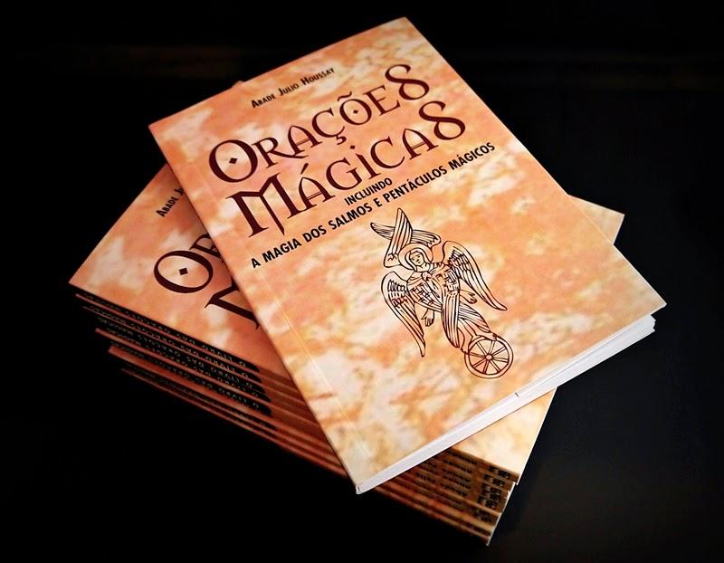 Livro das Orações Mágicas - Promo 10