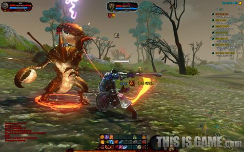 Những hình ảnh cận cảnh về MMORPG ASTA 17
