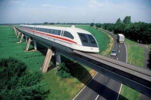 kereta8 10 Kereta Api Tercepat di Dunia