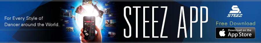 STEEZ APP「dance+」6月3日リリース!!