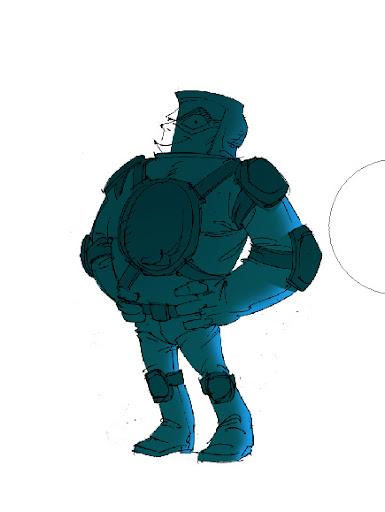 digital coloring steps