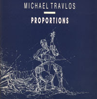 Michalis Travlos: Proportions