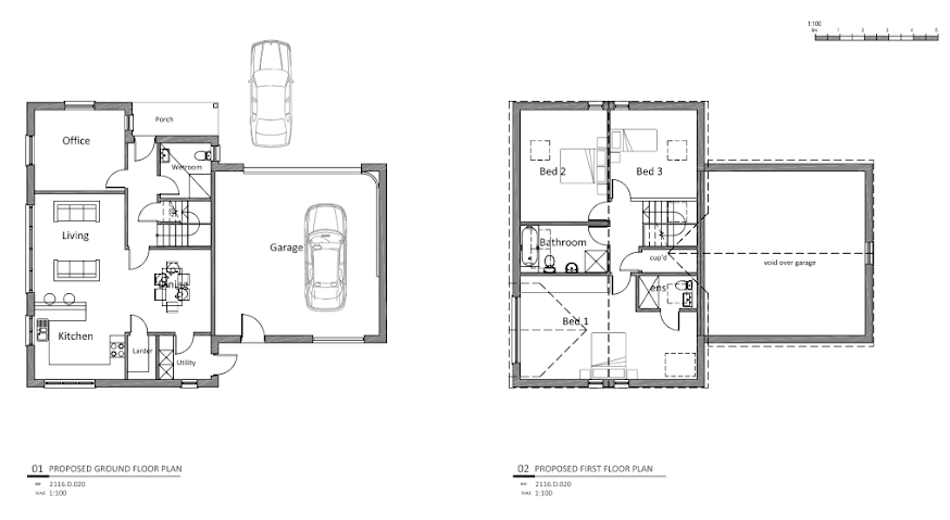 Submitted Plans