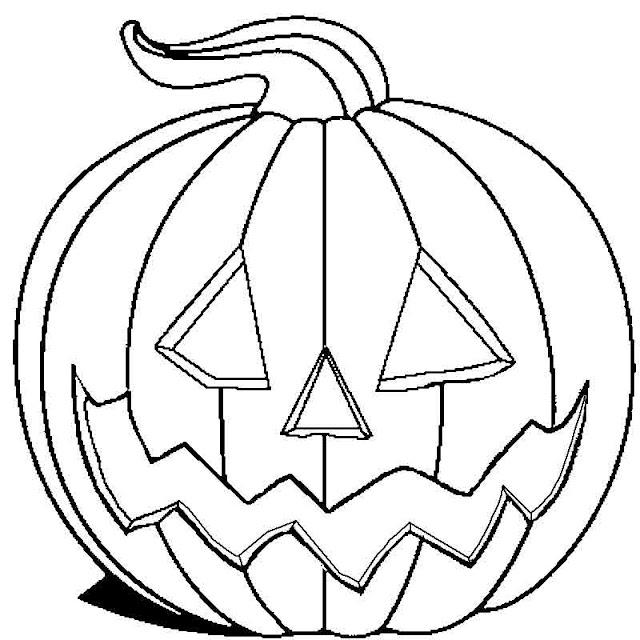 Changuitos para recortar imagui - Calabaza halloween para colorear ...