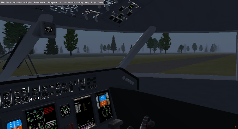 Amazing feat at Ketapang Airport! Fgfs-screen-682