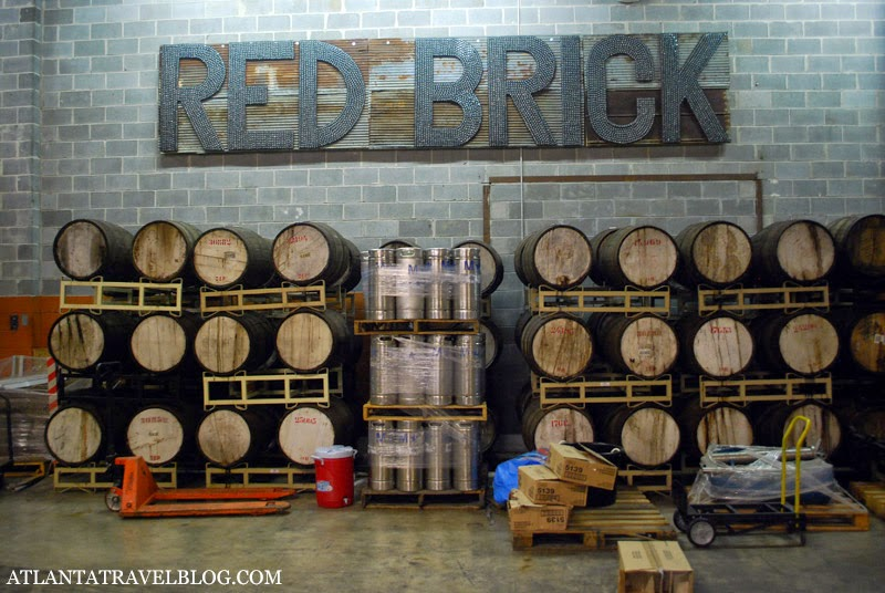 Red Brick brewery