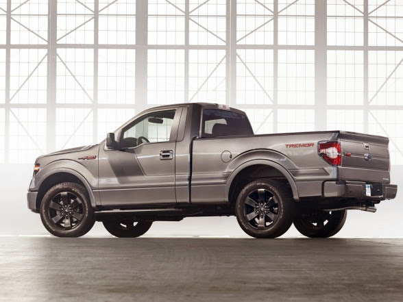 2014 Ford F-150 Tremor - Rear Side