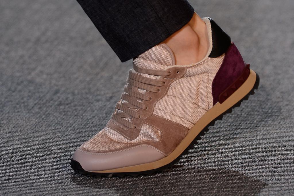 *Valentino 2013春夏軍事迷彩系列:麂皮鉚釘迷彩拼接鞋! 12