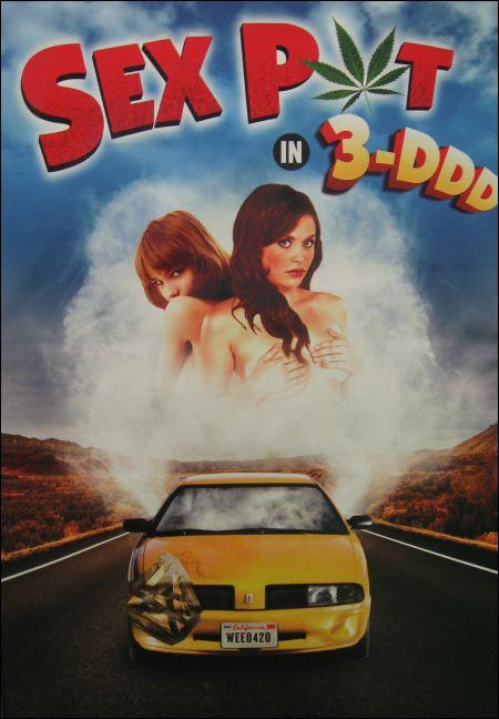 Filmplakat Sex Pot 3-DDD - © The Asylum