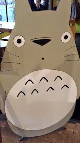 The host Totoro at the Nodoguro Dinner for September