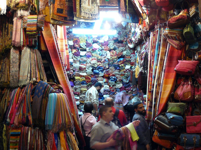 Souk  di Marrakech (Medina)