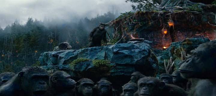 Single Resumable Download Link For English Movie Dawn of the Planet of the Apes (2014) Watch Online Download High Quality