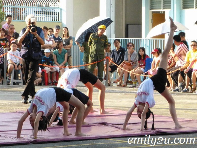 Chung Shan Kindergarten Annual Sports Day 2012