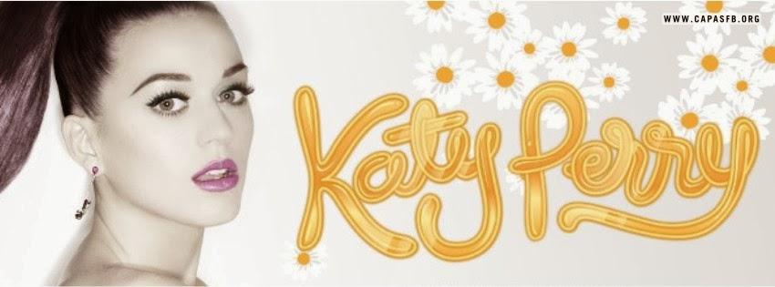 Capas para Facebook Katy Perry