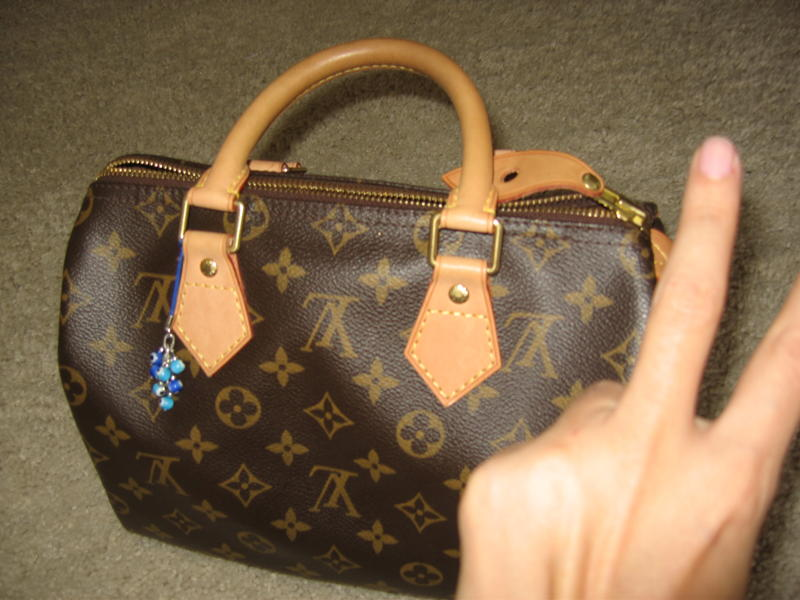 Rep Bags Chat: Authentic LV Speedy 25 by Ayse