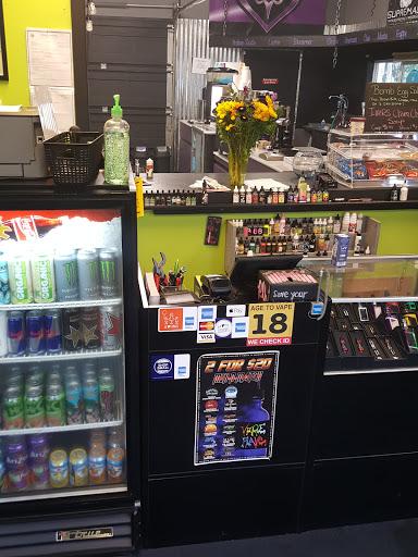 Vaporizer Store «The Garage Vape & Espresso», reviews and photos