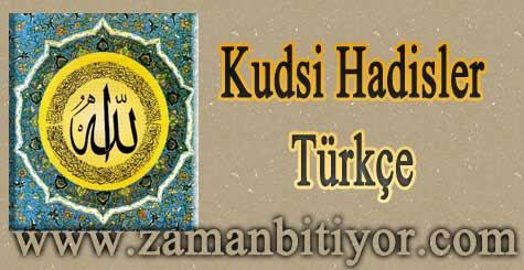 Kudsi Hadisler Türkçe Hadis Kitabı İndir
