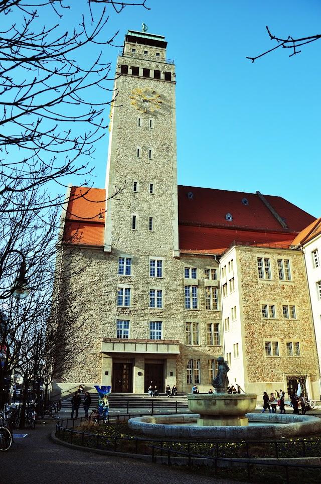 Bezirksamt Neukölln von Berlin