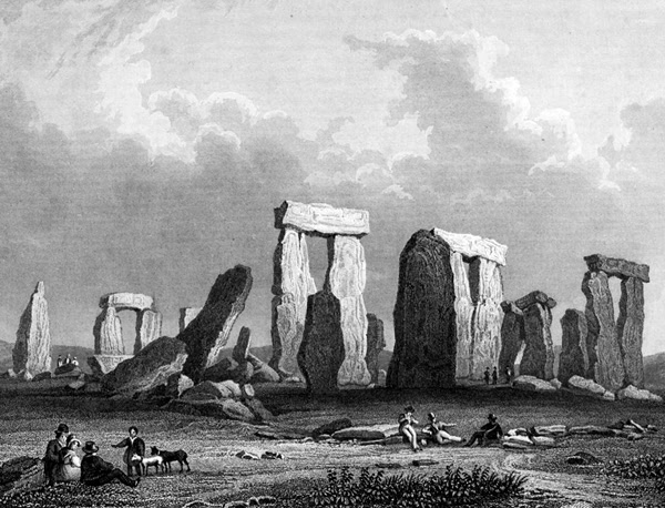 Ancient Tides Origin Of More Stonehenge Rocks Is Located