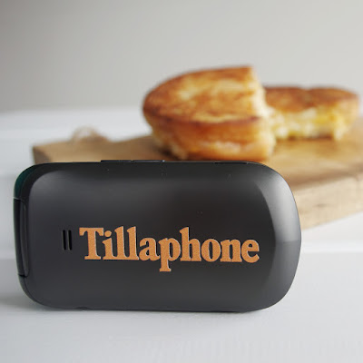 Tillamook handed out special flip-phones at Feast Portland whose sole purpose was ordering a grilled cheese sandwich from Tillamook between midnight and 3am – just when you need it most!
