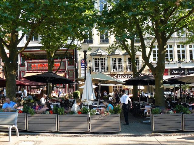Centro storico di Città di Lussemburgo