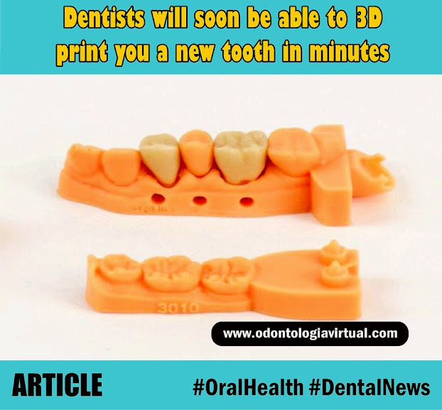 3D-tooth