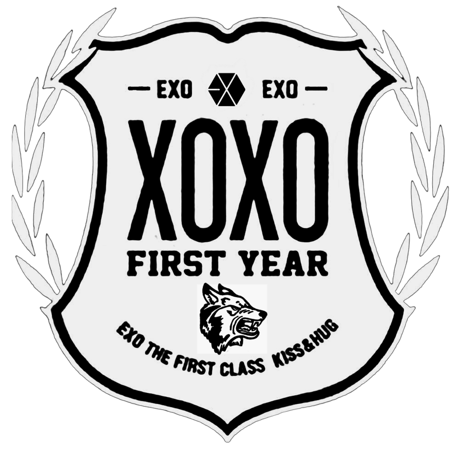 exo xoxo symbol wallpaper