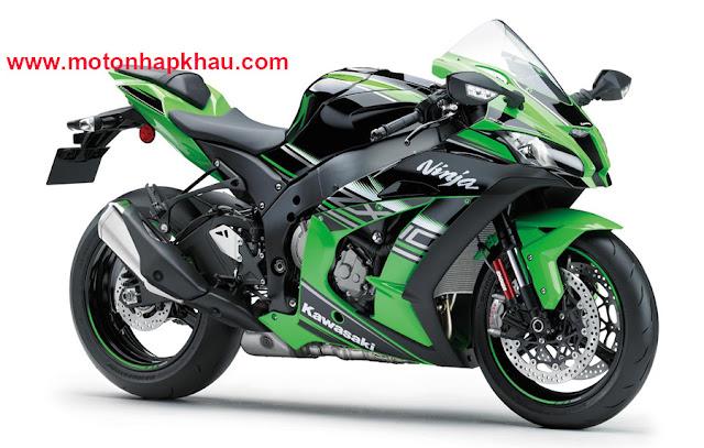Kawasaki Ninja ZX10R ABS 2016 Xanh