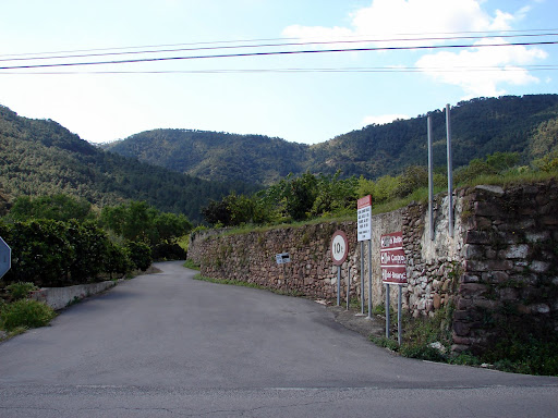 Senderismo: Eslida - Horta Seca - Font Matilde