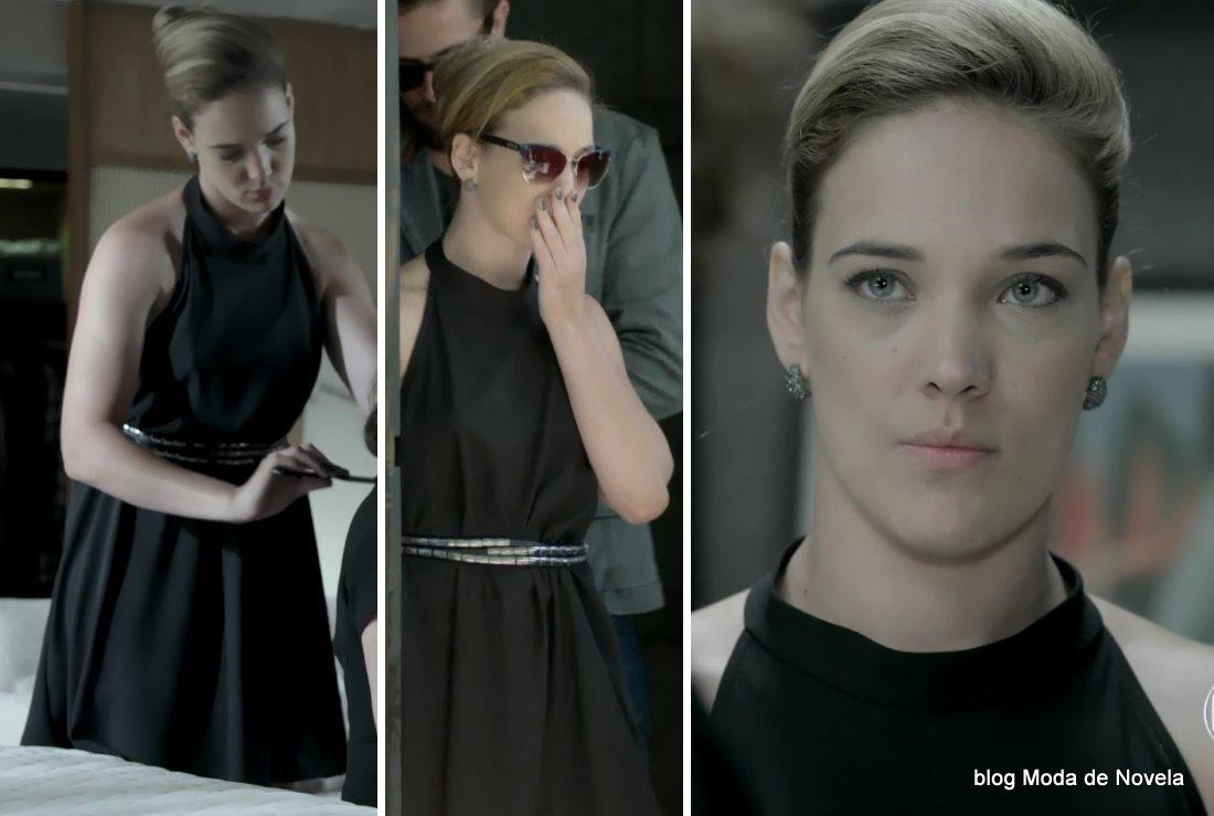 moda da novela Império, look da Amanda dia 19 de dezembro de 2014