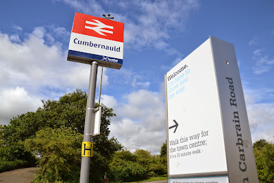 14-07-2014 - By Scott Campbell (+44) 0774 296 870 - Official opening of Cumbernauld railway station, by Jamie Hepburn MSP; Picture 24.
