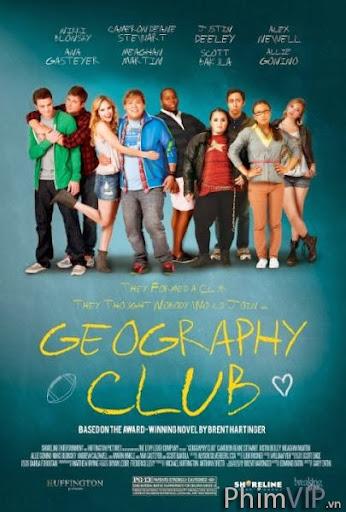 Câu Lạc Bộ Địa Lý - Geography Club poster