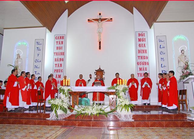 Giáo xứ Thủy Lợi: Hình thành và phát triển