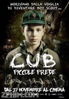 Trại Hè Ma Quái - Cub (2014) Poster