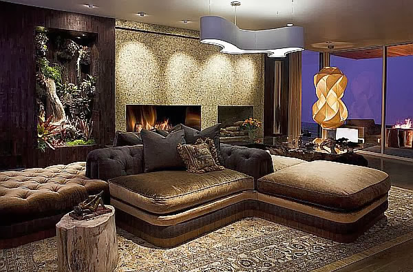 Modern bachelor pad interior decorating ideas for Bachelor pad interior design pictures