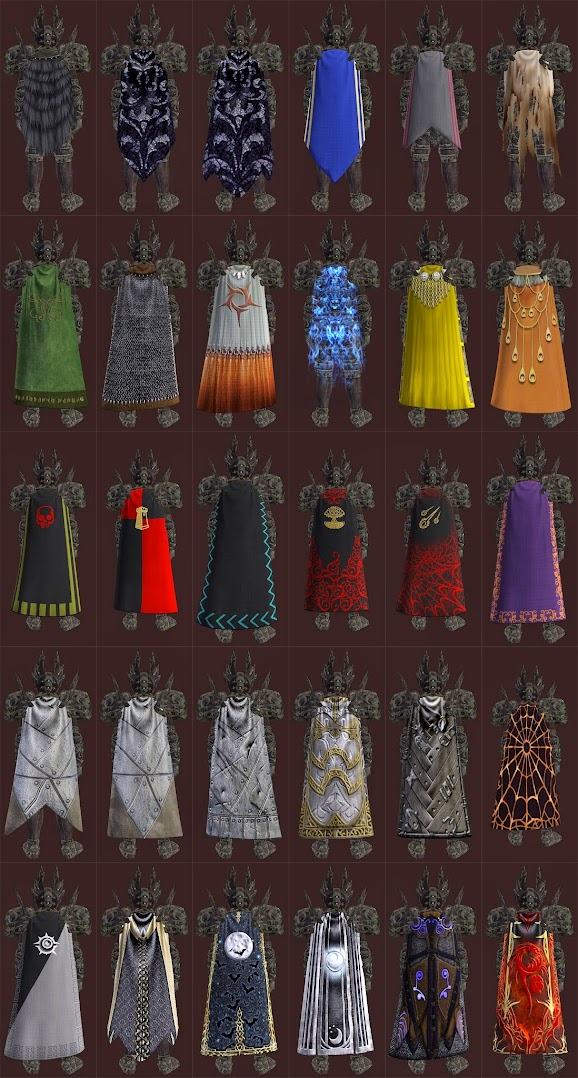EQ2 Cloaks