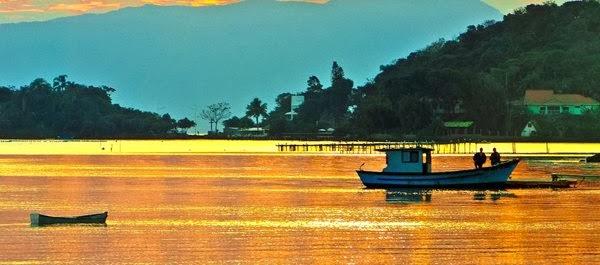 Férias em Florianópolis, Santa Catarina, Brasil
