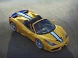 PARIS 2014 - Ferrari 458 Speciale A unveiled